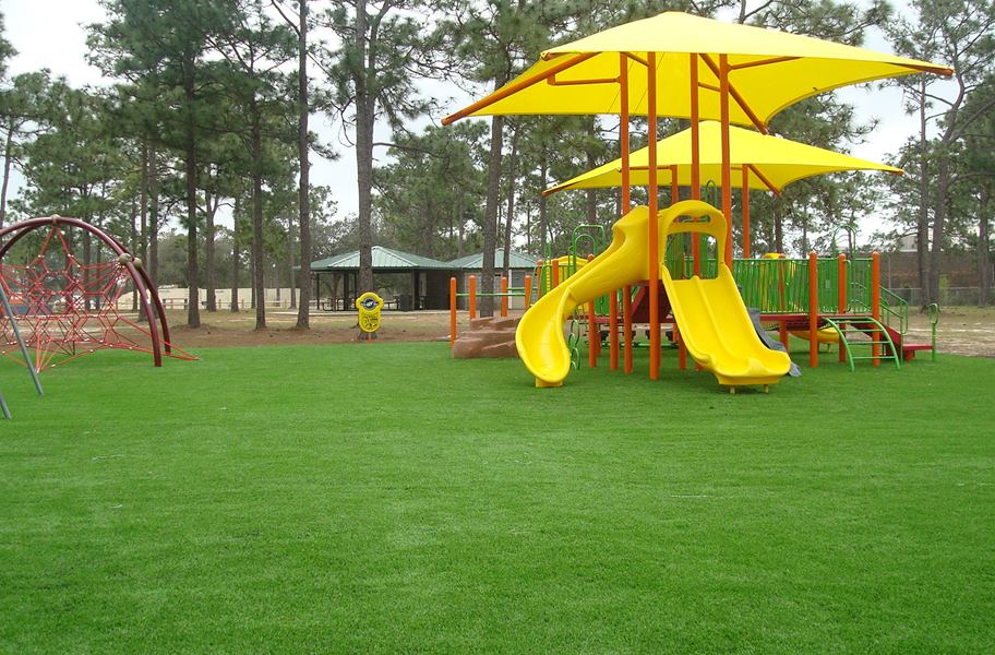 Playsafe Turf Rolls Playground Fake Grass Surfacing