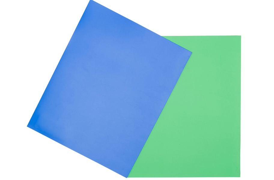 Chroma Floor Green Screen Rolled Vinyl Floor