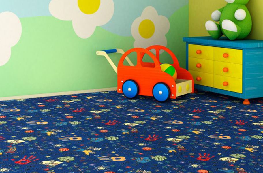 Joy Carpets Scribbles Carpet