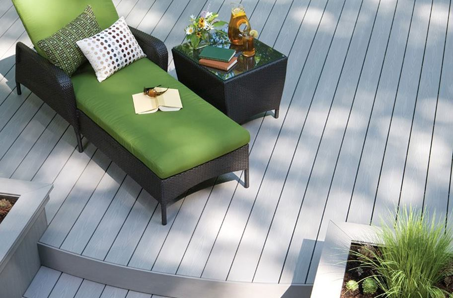 EP Decking Grooved Edge Board - Capped