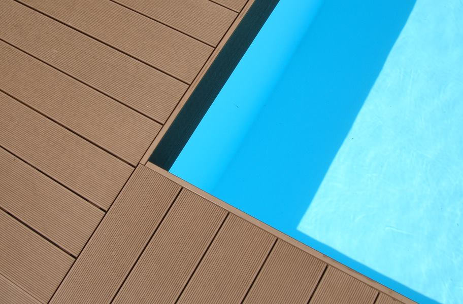 EP Decking Grooved Edge Board - Lite