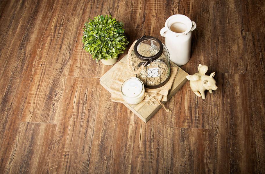 TritonCORE Waterproof Flooring Durable Wood Look Floors - Durability of vinyl plank flooring