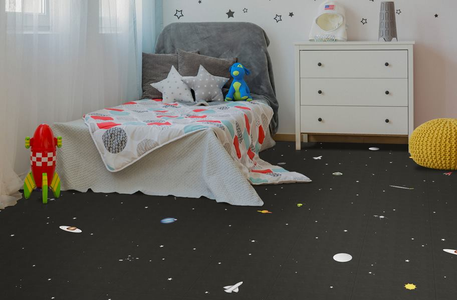 Outer Space Flex Tiles