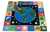 Joy Carpets Earthworks Kids Rug
