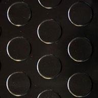 Midnight Black Coin Nitro Roll Remnants - Midnight Black
