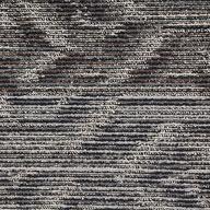 Reflective Symmetry Spirited Moment Carpet Tile