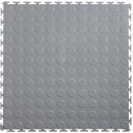 Light Grey 7mm Coin Flex Tiles