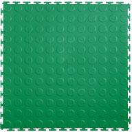 Green 7mm Coin Flex Tiles