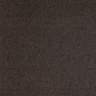 Mocha Premium Ribbed Carpet Tiles