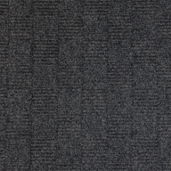 Black IceWeave Carpet Tiles