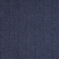 Ocean BlueWeave Carpet Tiles