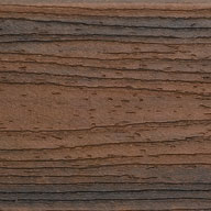 Spiced Rum Trex Transcend - Grooved Edge Decking Board