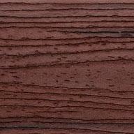 Lava Rock Trex Transcend - Grooved Edge Decking Board