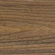 Havana Gold Trex Transcend - Grooved Edge Decking Board