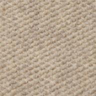 Ivory Hobnail Carpet