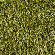 Natural Green Summer Rye Turf Rolls