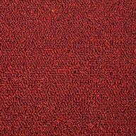 Perky Red Mica Carpet Tile