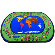All TogetherAll Together Kids Rug