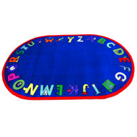 Alpha With AttitudeAlpha With Attitude Kids Rug