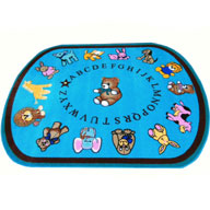Baby AnimalsBaby Animals Kids Rug