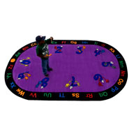 Counting Hands Counting Hands Kids Rug