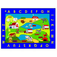 Farm VillageFarm Village Kids Rug