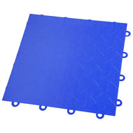 Matte Shelby Blue Nitro Tile - Remnants