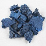 Caribbean Blue Playground Rubber Mulch - Bulk