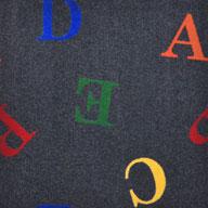 Licorice Joy Carpets Love Letters Carpet