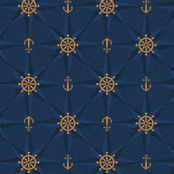 NavyJoy Carpets Mariner's Tale Carpet