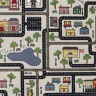 Pewter Joy Carpets Tiny Town Carpet