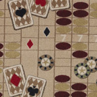 BeigeJoy Carpets Feeling Lucky Carpet