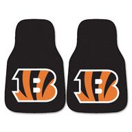 Cincinnati BengalsNFL Carpet Car Mats