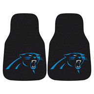 Carolina PanthersNFL Carpet Car Mats