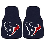 Houston TexansNFL Carpet Car Mats