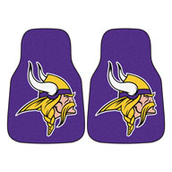 Minnesota VikingsNFL Carpet Car Mats