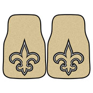 New Orleans SaintsNFL Carpet Car Mats
