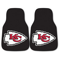 Kansas City ChiefsNFL Carpet Car Mats