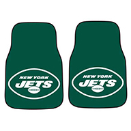 New York JetsNFL Carpet Car Mats