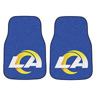 Los Angeles RamsNFL Carpet Car Mats