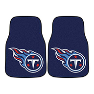 Tennessee TitansNFL Carpet Car Mats