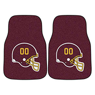 Washington RedskinsNFL Carpet Car Mats