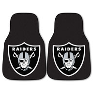 Oakland RaidersNFL Carpet Car Mats