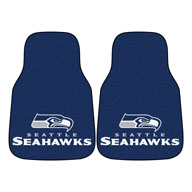 Seattle SeahawksNFL Carpet Car Mats