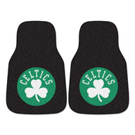 Boston CelticsNBA Carpet Car Mats