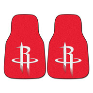 Houston RocketsNBA Carpet Car Mats