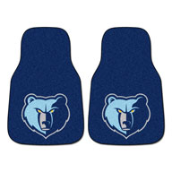 Memphis Grizzlies NBA Carpet Car Mats