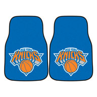 New York Knicks NBA Carpet Car Mats