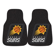 Phoenix Suns NBA Carpet Car Mats