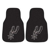 San Antonio Spurs NBA Carpet Car Mats